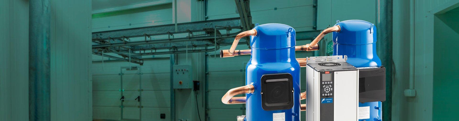 Compressores - Bandeirantes Refrigeração